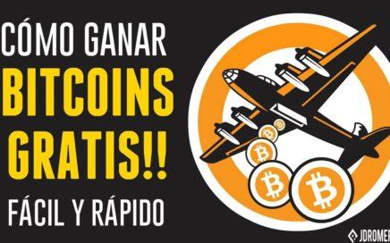 Cómo ganar Bitcoin fácil y rápido