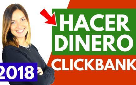 Cómo Ganar Dinero con Clickbank 2018 - Parte 2    Alejandra y Toni   Vídeo 260 DE 365