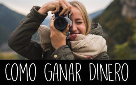 Cómo ganar dinero con la fotografía