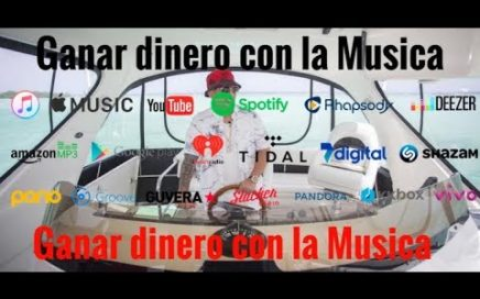 Como ganar dinero con la musica /(Spotify, iTunes, Google Play,) 2017