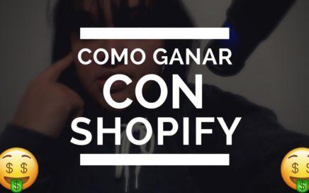 Como Ganar Dinero Con Shopify En El 2018 Paso a Paso |  Audrey Millan