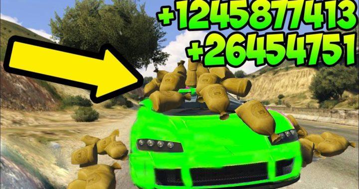 Cómo ganar dinero en GTA 5 online!!!(Fácil y rápido)[JuanK-MC]™