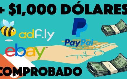 COMO GANAR DINERO EN INTERNET PARA PAYPAL 2017  20 USD A LA SEMANA