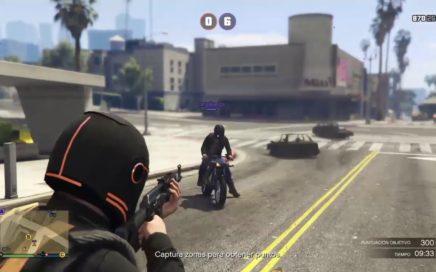 Como ganar dinero facil en GTA 5 online
