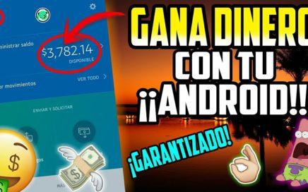 Cómo Ganar Dinero Fácil y Rápido En Android 2017!!   GANA HASTA $15 DÓLARES AL DÍA