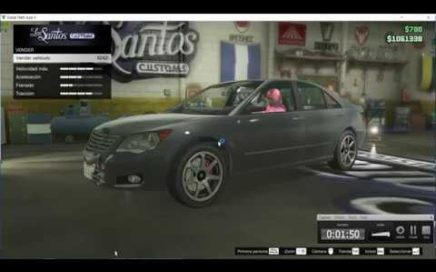 COMO GANAR DINERO GTA 5 ONLINE (NO MOD) 1.42