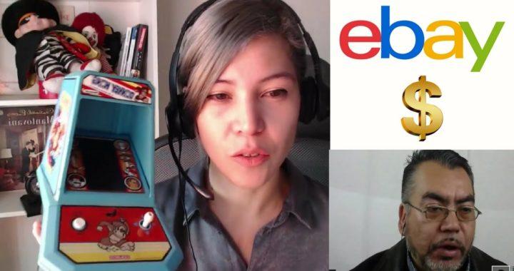 Como Ganar dinero por internet con Ebay 2017 con Armando Sueños - Trabajos desde Casa