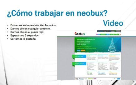 Como Ganar Dinero Por Internet Gratis con Neobux
