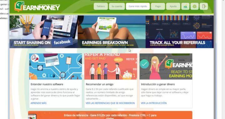 como Ganar Dinero Por Internet Gratis gana 50 $ dolares al mes efectivo y sencillo metodo 2017