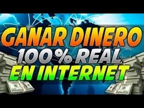 Como Ganar Dinero Por Internet Muy Facil Y Seguro 100%
