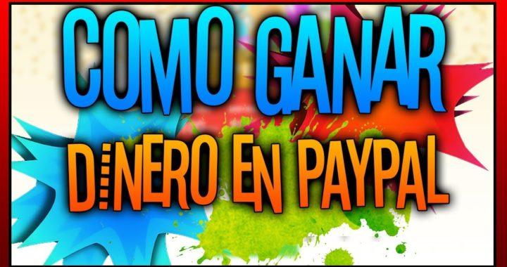 Como GANAR dinero por INTERNET para PAYPAL | Botrell Tutoriales