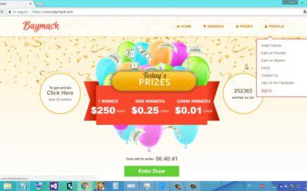 Como Ganar Dinero Por Internet Para Paypal Gratis 2018