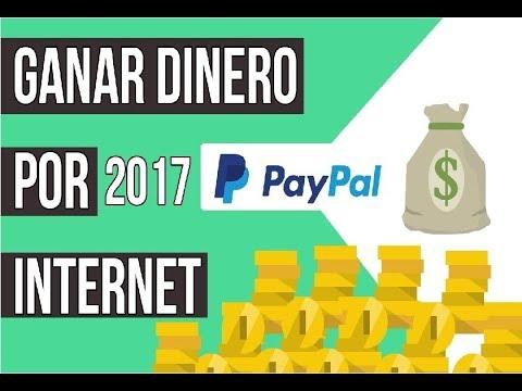 COMO GANAR DINERO POR INTERNET SIN HACER NADA! | ¡$5 Diarios! | 2017-2018