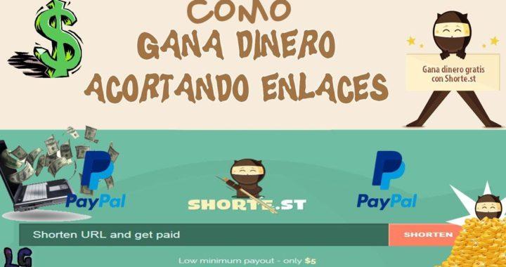 Como Ganar Dinero Por Shorte.st Para Paypal 2017