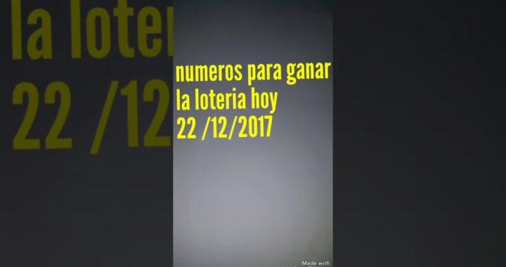 Cómo ganar dinero rápido y seguro en Loterías y apuestas hoy 22/12/2017 resultados 100% seguro