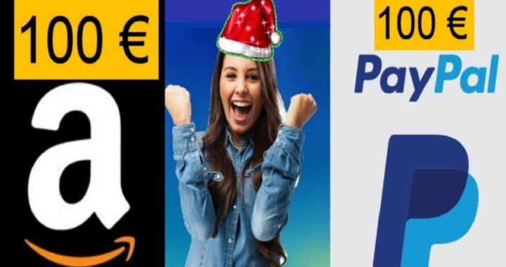 COMO GANAR €100.00 EUROS GRATIS POR PAYPAL & AMAZON  / DICIEMBRE 2017 + PRUEBA DE PAGO