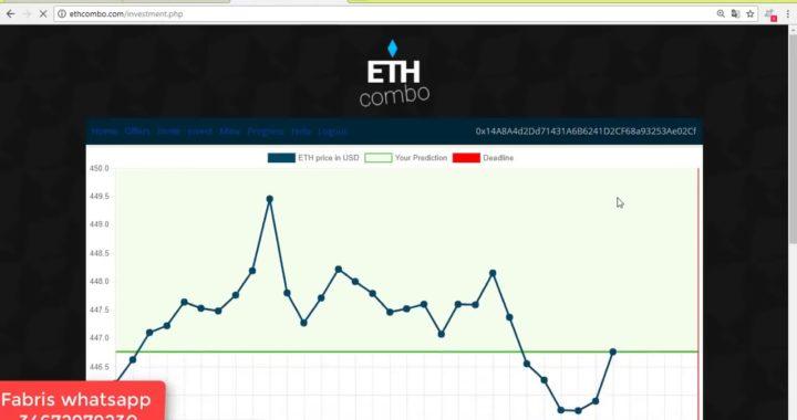 Como Ganar Etherium Rapido Y Jugando! Como Ganar Dinero En Internet!