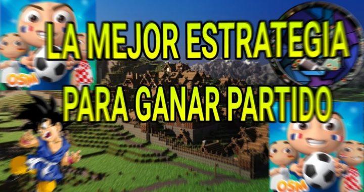 COMO GANAR TODOS LOS PARTIDOS LIGAS Y COPAS EN OSM Y GOLENADO A TUS RIVALES !!!!