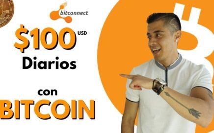 Como Hacer Dinero con BITCOIN como Principiante I Bitconnect Pagos Diarios de 1%