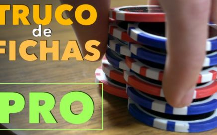 Cómo Hacer Trucos con Fichas de Poker para Mezclar como un Profesional