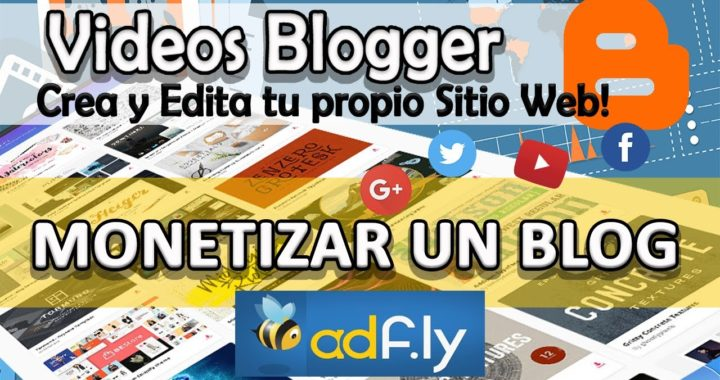Como monetizar un Blog 2018 | Gana Dinero con tu Blog | ADFLY