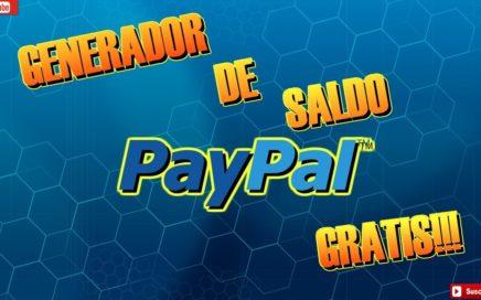 COMO OBTENER SALDO PAYPAL TOTALMENTE GRATIS!!! Diciembre 2017 (FUNCIONANDO) !!!Actualizado!!!