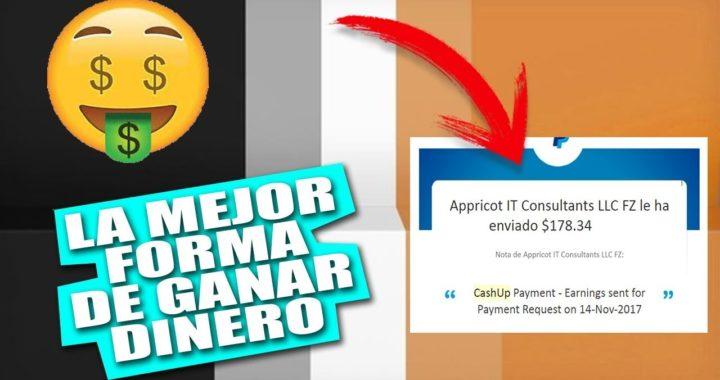 COMO RETIRAR TU DINERO DE CASHUP || GANA DINERO SIN SALIR DE CASA