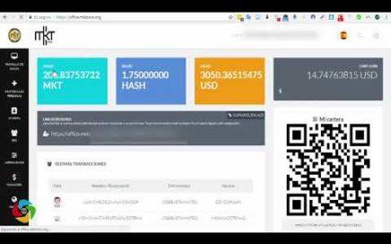 Como Vender y Enviar Fácilmente MktCoin a Clientes Externos | VÍDEO 6