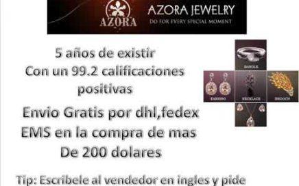 Compra Bisuteria en Aliexpress y Gana Dinero