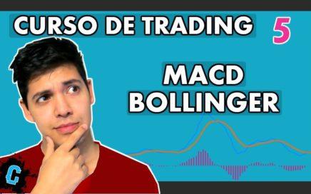 CRIPTOMONEDAS: [TECNICAS DE TRADING] - MACD BOLLINGER - Clase # 5 curso de trading cripto