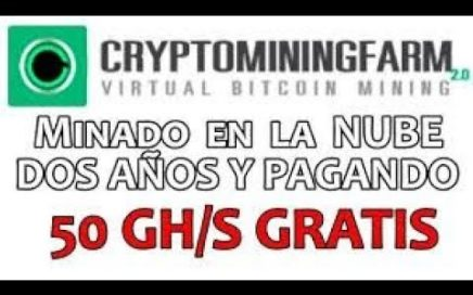 CRYPTOMININGFARM MINING IN THE CLOUD PAYING SINCE 2014