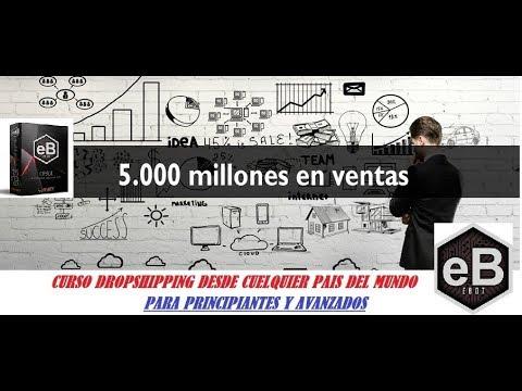 Curso Dropshipping En Automatico l Gana Dinero Online l Sin Iversion 2018