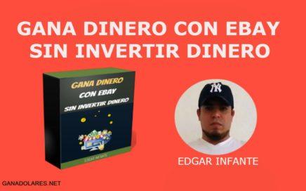 Curso Gana Dinero Con Ebay Sin Invertir Dinero