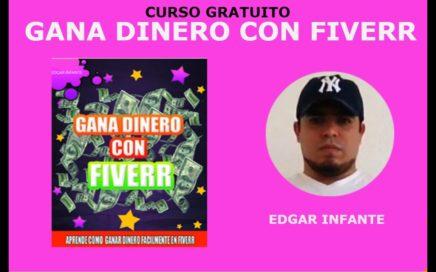 Curso Gratis Gana Dinero Con Fiverr Revision