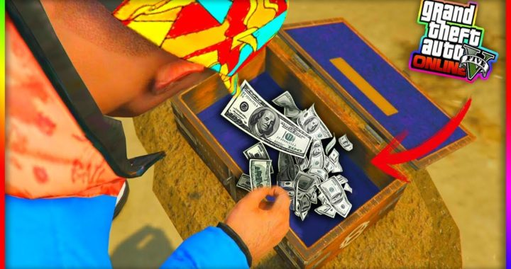 DALE CAÑA!! CONSIGUE 500.000$ DE LA FORMA MÁS FÁCIL QUE EXISTE *SIN AYUDA*  EN GTA V ONLINE!