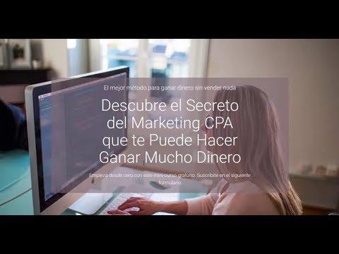Descubre el SECRETO para hacer dinero (Marketing cpa)