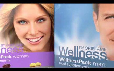 Descubre los beneficios del Wellness Pack de Oriflame