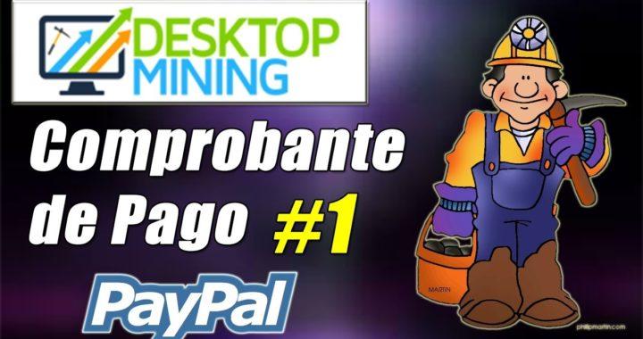 Desktop Mining Paga por Paypal | Gana Dólares o Criptomonedas en Piloto Automático | Gokustian