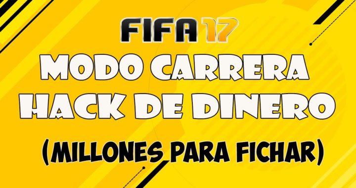 DINERO INFINITO MODO CARRERA FIFA 17 FUNCIONA EN PS3, PS4, XBOX360, XB0X ONE, PC!!