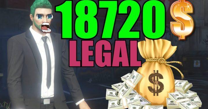 DINERO LEGAL GTA 5 ONLINE /sin engaño gta v online/dinero facil sin ayuda gta v online