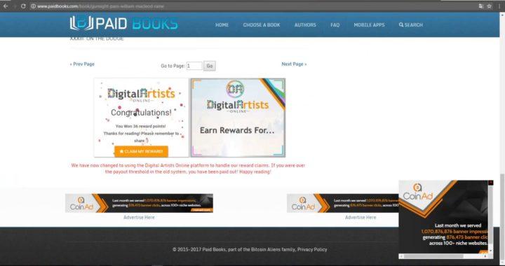 Dinero Online - Como ganar Bitcoin gratis con DAO