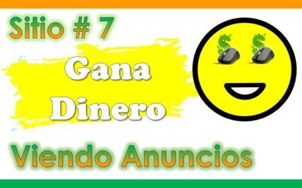 Dinero Online Viendo Anuncios Sitio # 7 - EverGreenAdz