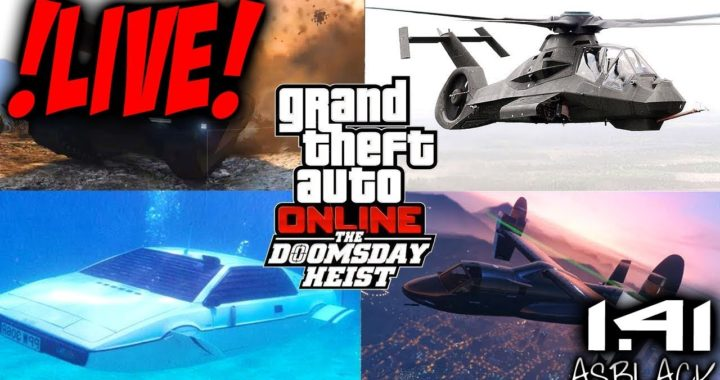 DLC GTA V THE DOOMSDAY HEIST | GOLPE DEL JUICIO FINAL Parte 1