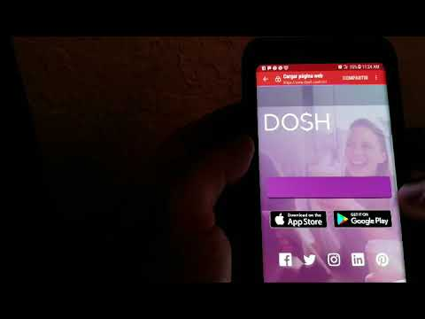 Dosh app tutorial vlog 04 Gana dinero (Español) $$$