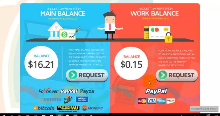Earn Money Network| Gana dinero en dejando tu pc encendida y 10$ gratis| TutosPC