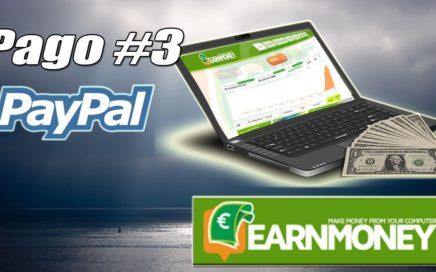 Earn Money Network Situación Actual y Tercer Comprobante de Pago | Gokustian