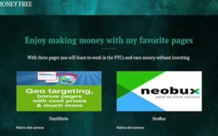 (EARN-MONEY)-THE BEST PTC!! GET MONEY EASY WITHOUT INVESTENG THIS IS THE BEST WAY-EARN