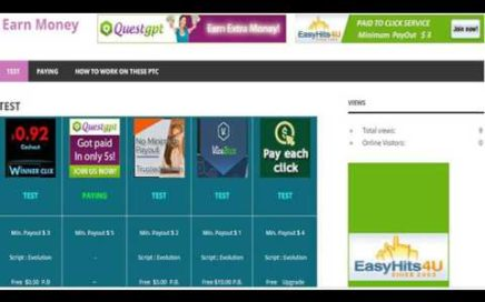 EARN - MONEY   - WITHOUT INVESTING - How** Sign up free