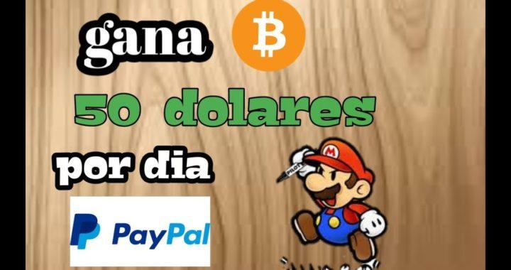 el mejor metodo para ganar dinero via pay pal y bitcoin