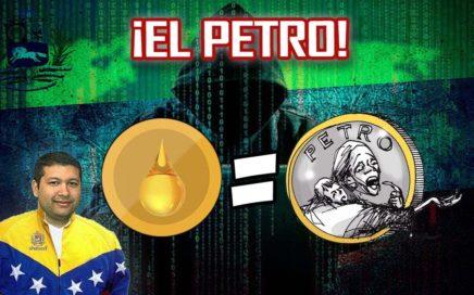 EL PETRO - La Verdadera Cara de esta Nueva Criptomoneda Venezolana - Alerta!